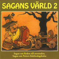Sagans värld 2 - Karin Hofvander