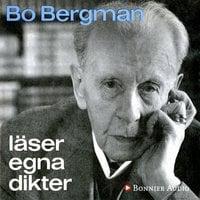 Bo Bergman läser egna dikter - Bo Bergman