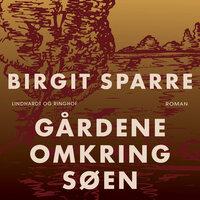 Gårdene omkring søen - Birgit Sparre