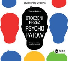 Otoczeni przez psychopatów - Thomas Erikson