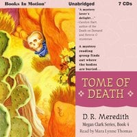 Tome Of Death - D.R. Meredith