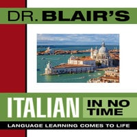 Dr. Blair's Italian in No Time - Dr. Robert Blair