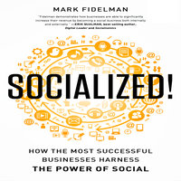 Socialized!: How the Most Successful Businesses Harness the Power of Social - Mark Fidelman