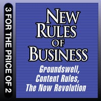 New Rules for Business: Groundswell Expanded and Revised Edition - Charlene Li,Josh Bernoff,Ann Handley,Jay Baer,CC Chapman,Amber Naslund