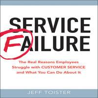 Service Failure - Jeff Toister