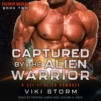 Captured by the Alien Warrior - Viki Storm