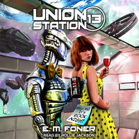 Book Night on Union Station - E.M. Foner