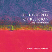 Philosophy of Religion - Tim Bayne
