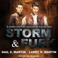 Storm & Fury - Gail Z. Martin, Larry N. Martin