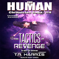 The Tactics of Revenge - T.R. Harris
