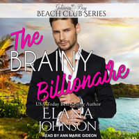 The Brainy Billionaire - Elana Johnson