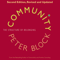 Community - Peter Block