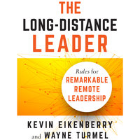 The Long-Distance Leader - Kevin Eikenberry, Wayne Turmel