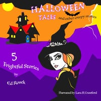 HALLOWEEN TALES and other creepy stories - Ed Rosek