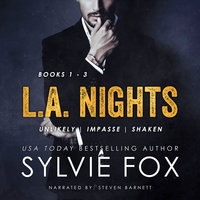 Hollywood Studs Series Boxed Set: L.A. Nights (Books 1 - 3) - Sylvie Fox
