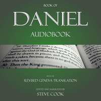 Book of Daniel Audiobook: From The Revised Geneva Translation - Steve Cook