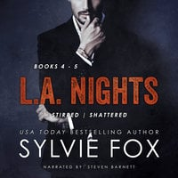Hollywood Studs Series Boxed Set: L.A. Nights (Books 4 - 5) - Sylvie Fox