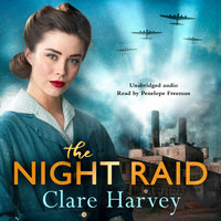 The Night Raid - Clare Harvey