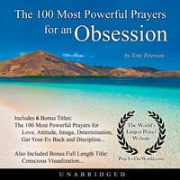 The 100 Most Powerful Prayers for an Obsession - Toby Peterson