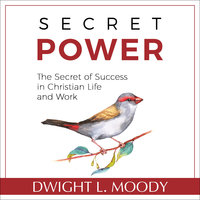 Secret Power - The Secret of Success in Christian Life and Work - Dwight L. Moody
