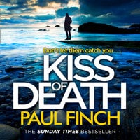 Kiss of Death - Paul Finch
