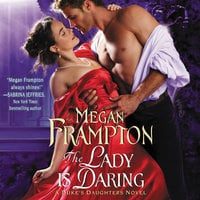 The Lady Is Daring - Megan Frampton