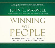 Winning With People - John C. Maxwell