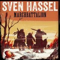 Marchbattalion - Sven Hassel