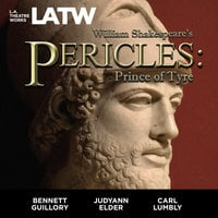 Pericles: Prince of Tyre - William Shakespeare,Peggy Shannon