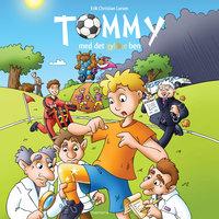 Tommy med det gyldne ben - Erik Christian Larsen
