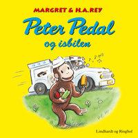 Peter Pedal og isbilen - Monica Perez, H.A. Rey
