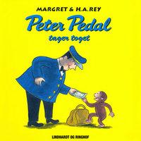 Peter Pedal tager toget - Margret Og H.a. Rey
