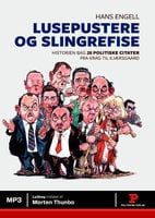 Lusepustere og slingrefise - Hans Engell