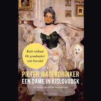 Ene dame in Kislovodsk - Pieter Waterdrinker