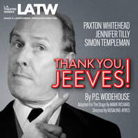 Thank You Jeeves - P.G. Wodehouse,Mark Richard