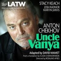 Uncle Vanya - Anton Chekhov,David Mamet