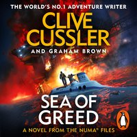 Sea of Greed - Clive Cussler,Graham Brown