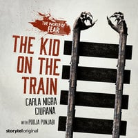 The Kid on the Train - Carla Nigra Ciurana