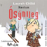 Kalli og Lóa: Næstum ósýnileg - Lauren Child