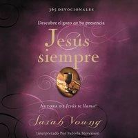 Jesús siempre - Sarah Young