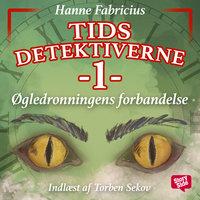 Øgledronningens forbandelse - Hanne Fabricius