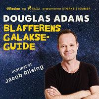 Blafferens galakseguide - Douglas Adams