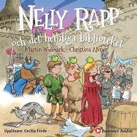 Nelly Rapp och det hemliga biblioteket - Martin Widmark