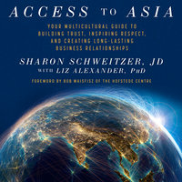 Access to Asia - Sharon Schweitzer