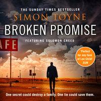Broken Promise - Simon Toyne
