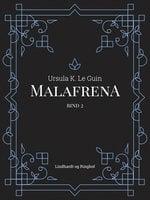 Malafrena bind 2 - Ursula K. Le Guin