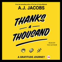 Thanks A Thousand - A.J. Jacobs