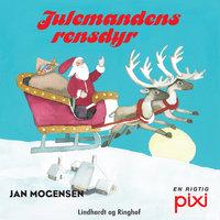 Julemandens rensdyr - Jan Mogensen