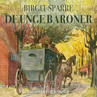 De unge baroner Glimringe 1860-1865 / De unge baroner - Birgit Sparre