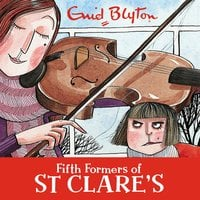Fifth Formers of St Clare's - Enid Blyton
